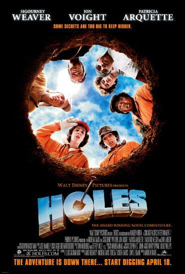 The movie Holes