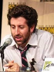 Simon Helberg (Howard from the big bang theory)