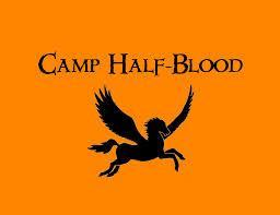 Camp Half-Blood!