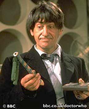 Patrick Troughton (2nd Doctor)