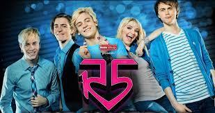 R5 (Ross Lynch, Riker Lynch, Rocky Lynch, Rydel Lynch & Ryland