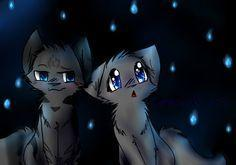 Silverstream and Graystripe