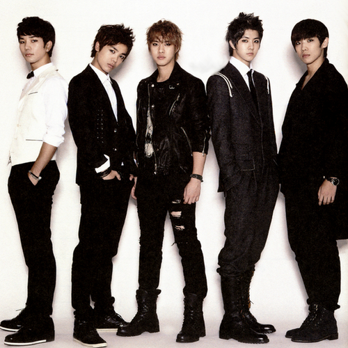 Music Boys Live in Absolute Quality --- MBLAQ