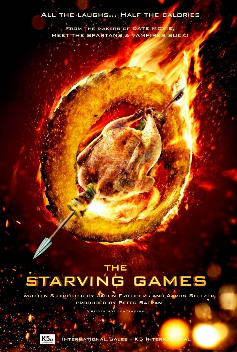 The Starving Games! All the laughs, half the calories!