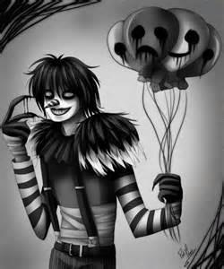 Laughing Jack (The only clown I like)