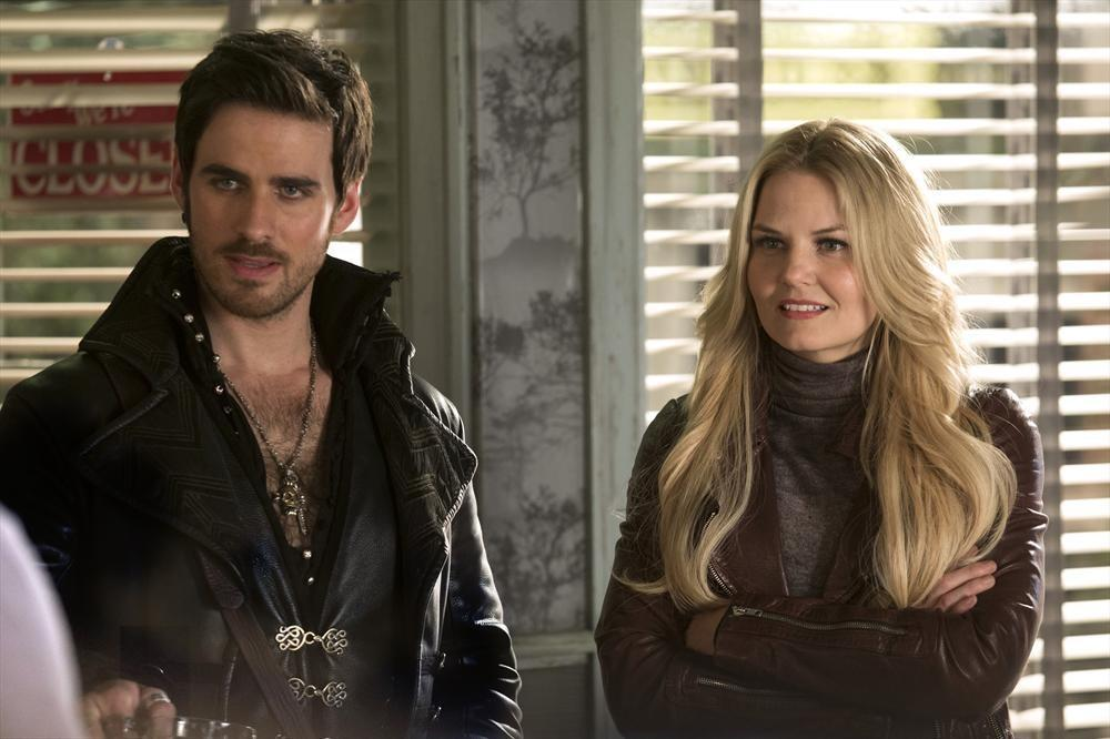 Captain Swan (Emma and Hook)