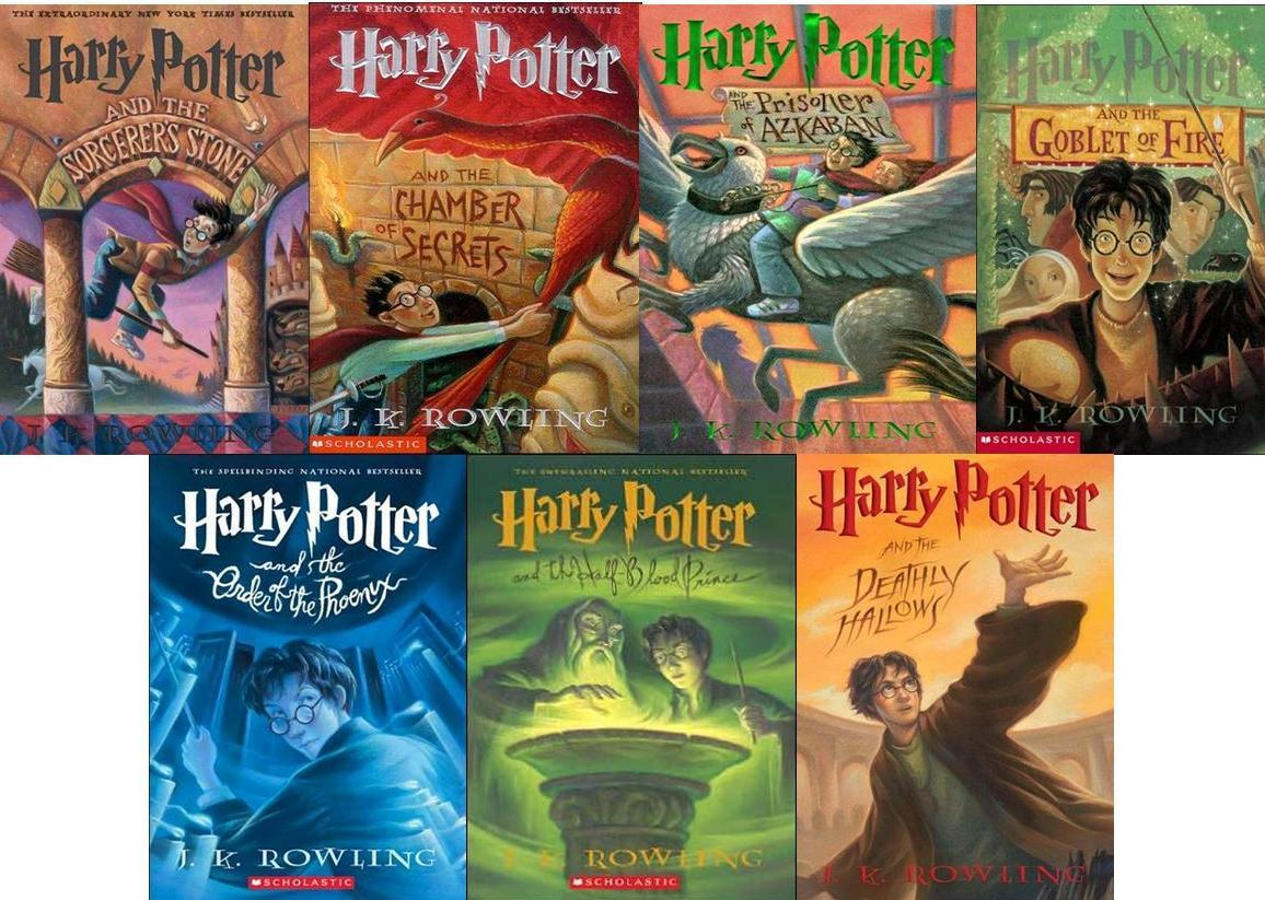 The Harry Potter Books