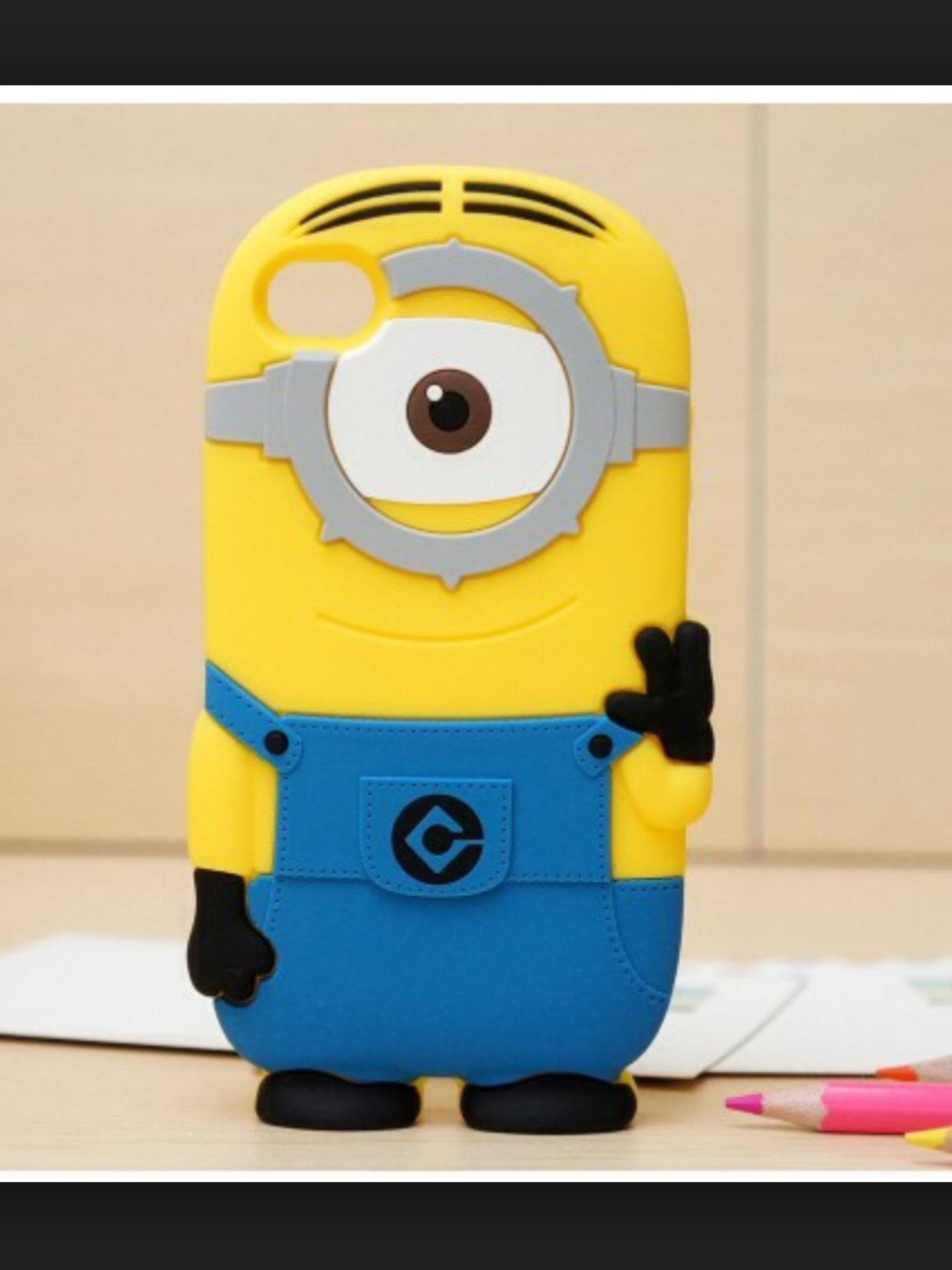 Minion case (like mine)