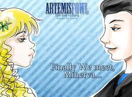 Minerva and Artemis!!