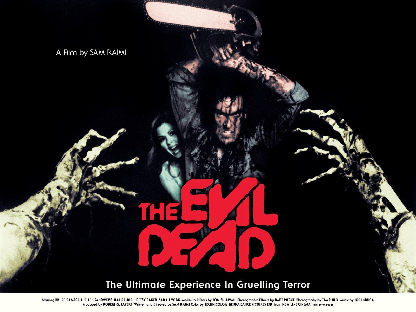 Evil Dead Movie series