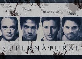 Supernatural! Winchesters rule!