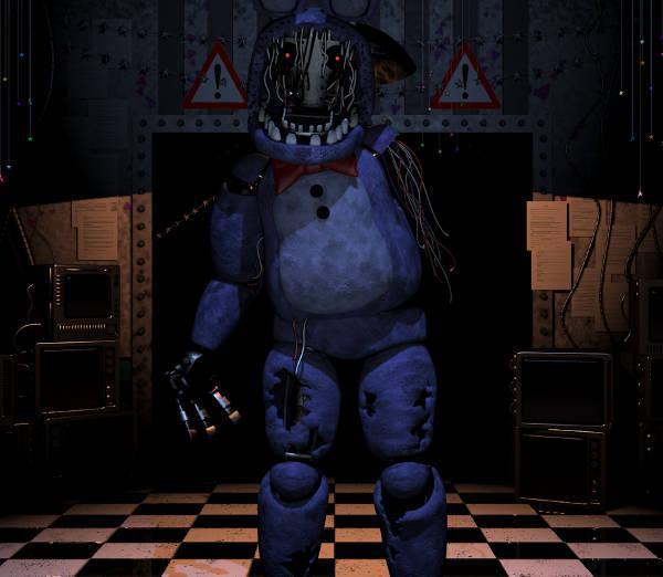 Old/Withered Bonnie