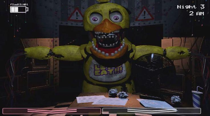 Old/Withered Chica