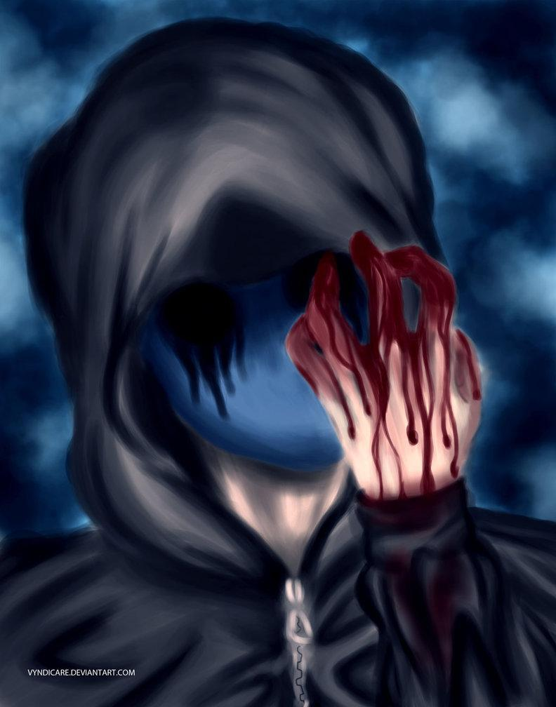 Eyeless Jack! Eyeless Jack: *Stares at you creepy like* ...