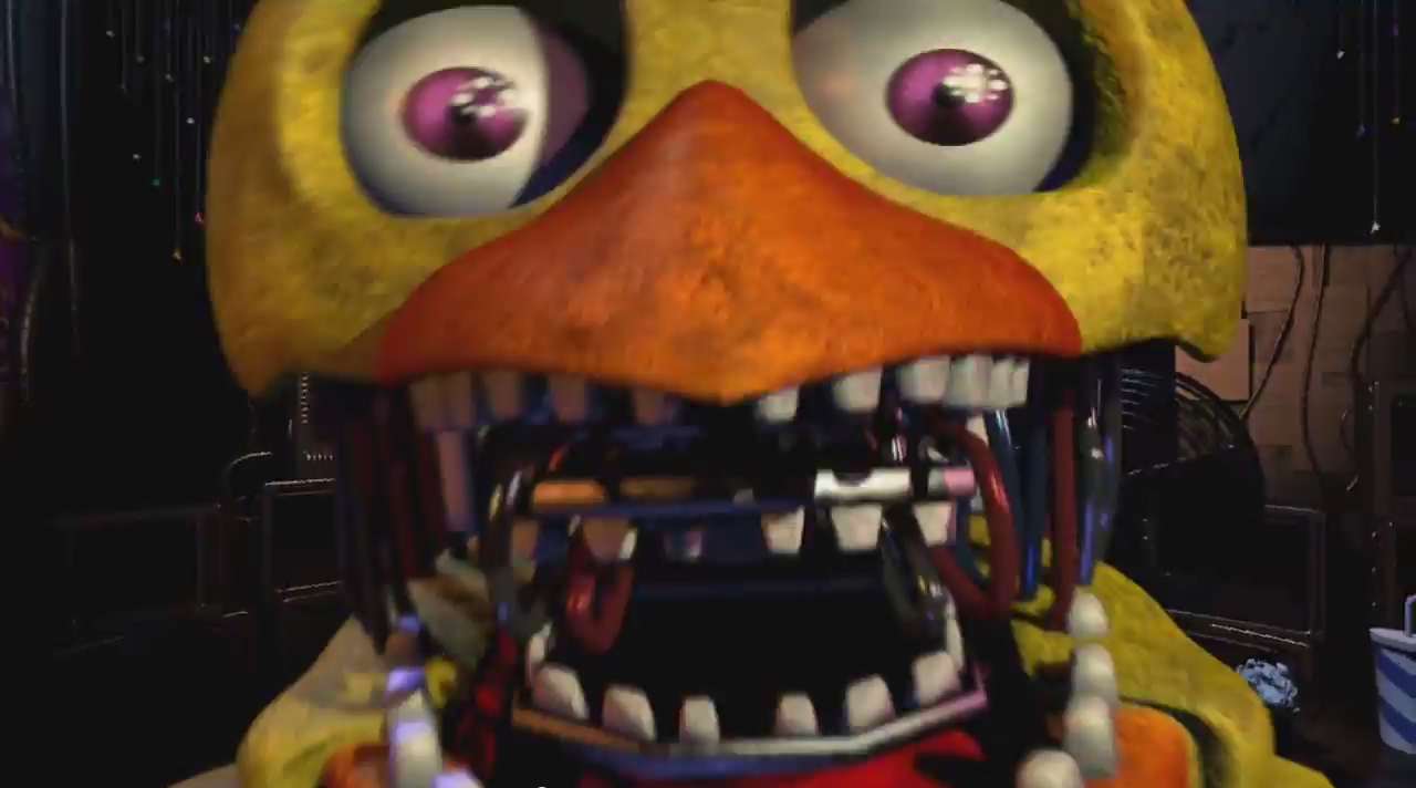 Old chica/Withered