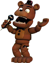Adventure Withered Freddy