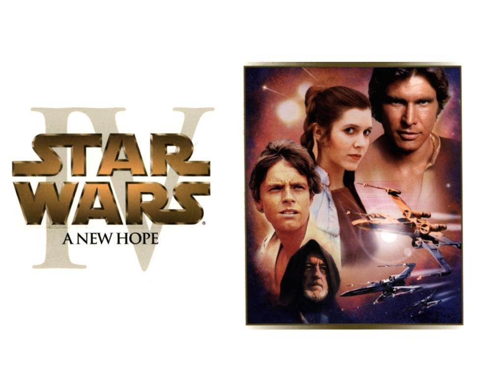 Episode IV: A New Hope