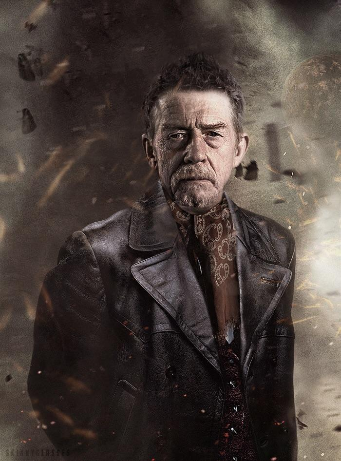 John Hurt (War Doctor)