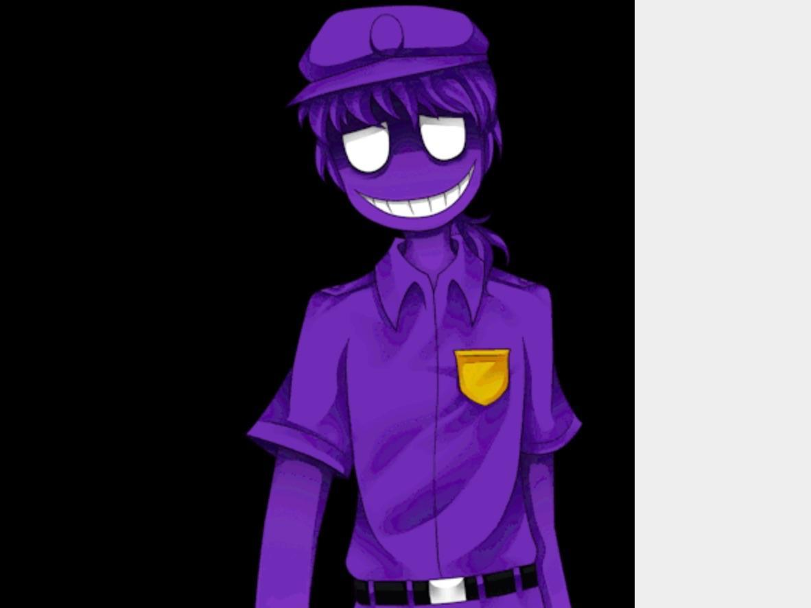 The Purple Guy