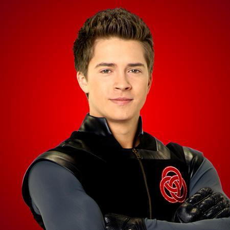 Billy Unger (Lab Rats)