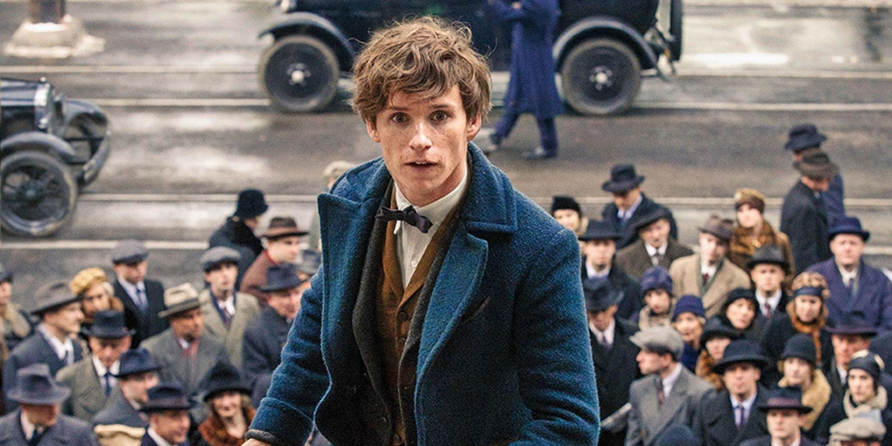 Newt Scamander (Fantastic Beasts and Where to Find Them)