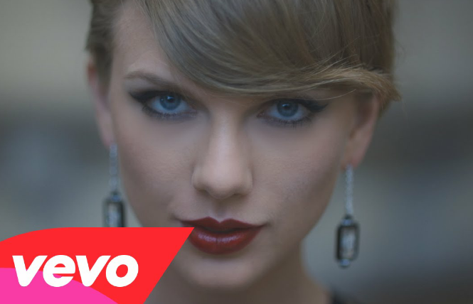 Blank Space: Taylor swift