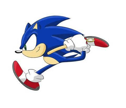 Sonic (An adventure story)