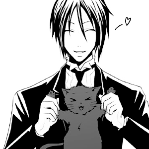 Ware a cat suit and have Sebastian notice?
