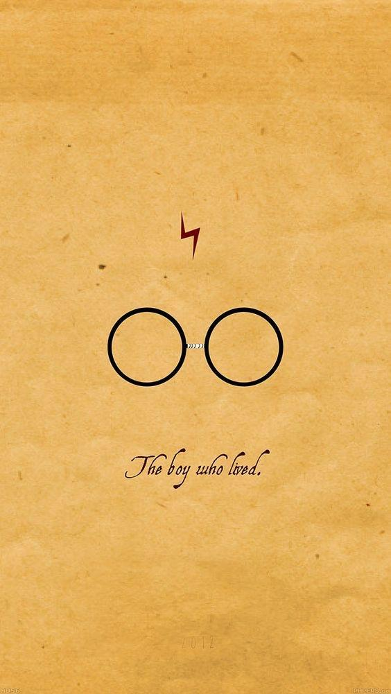 Harry, the Boy who lived...