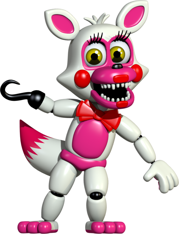 Adventure Funtime Foxy