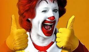 McDonald's Clown