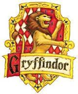 She belongs in Gryffindor!