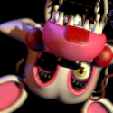 Toy Foxy The Pirate Fox (Mangle)
