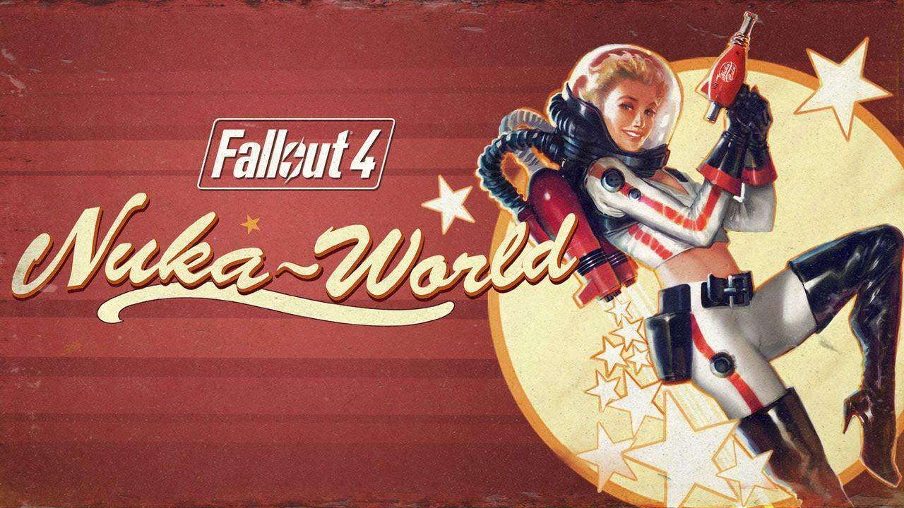 nuka world and contraptions workshop