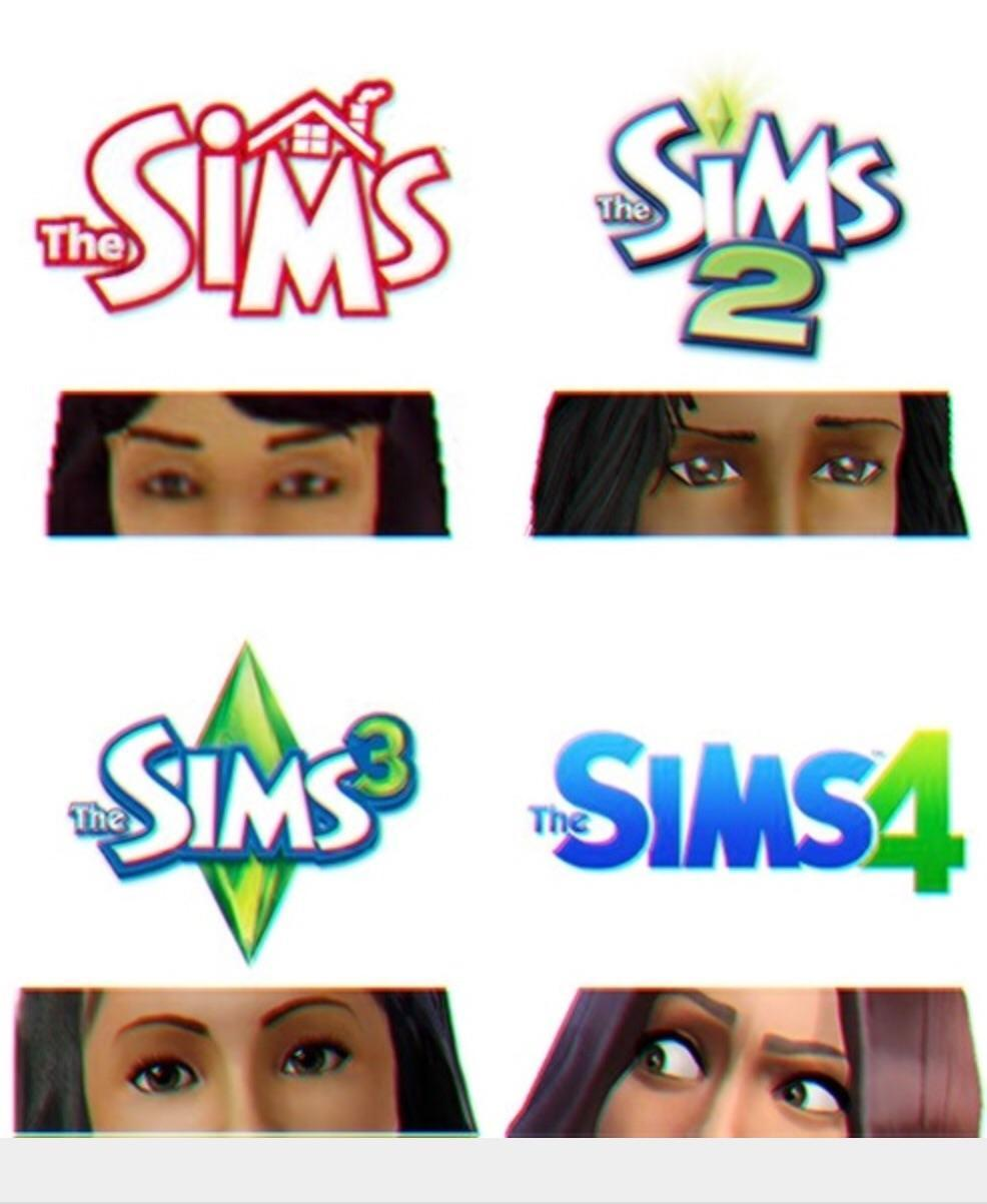 The sims (any of them)