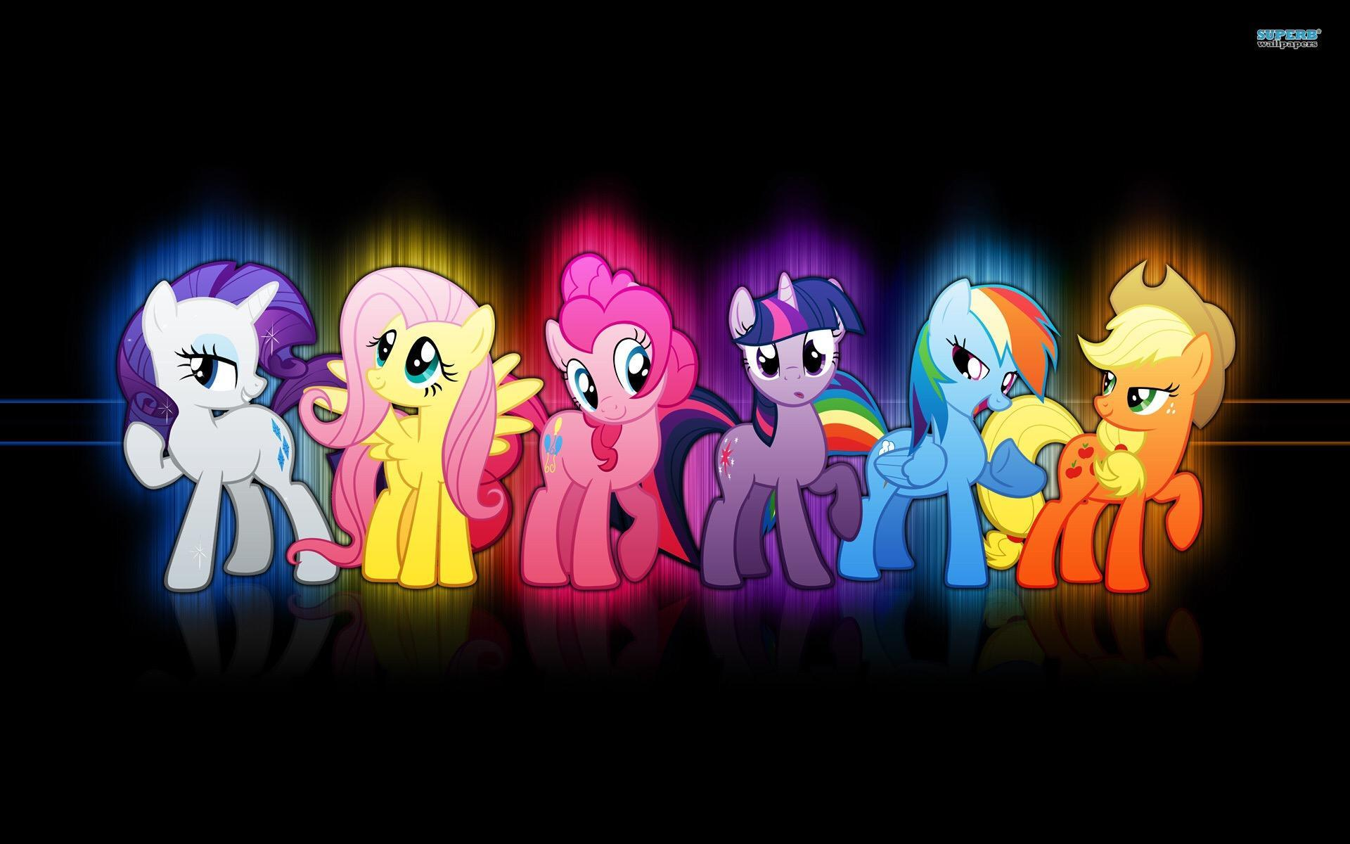 My little pony will be the same