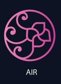 Air (Gemini, Libra, Aquarius)