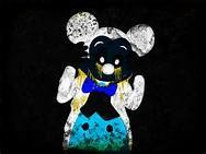 Abandoned by Disney mickey