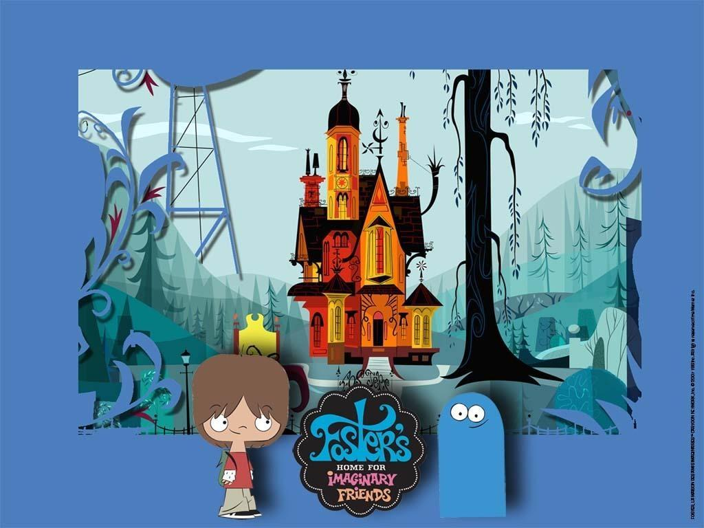 Fosters Home For Imaginary Friends...