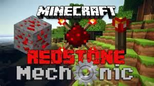 Redstone mechanic, i can just flick some levers and your dead