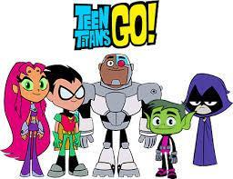 Teen Titans Go (new)