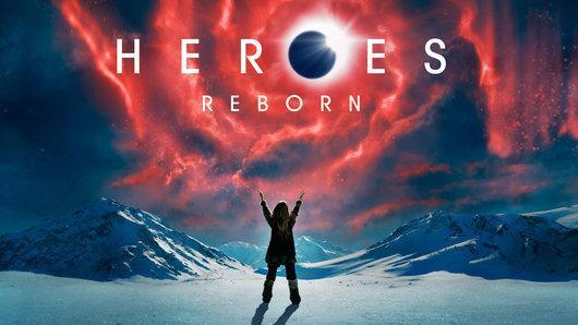 Yes and I miss it. (Did you know they created a short series called Heroes Reborn?)