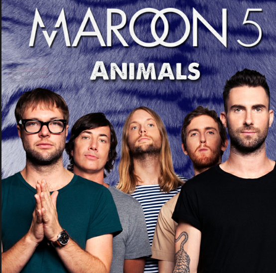 Animals: Maroon 5
