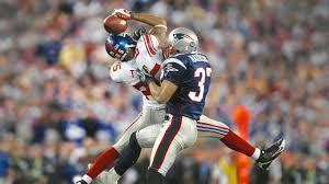 David Tyree's helmet catch