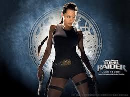 Angelina Jolie: Tomb Raider