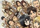 Be in Attack on titan