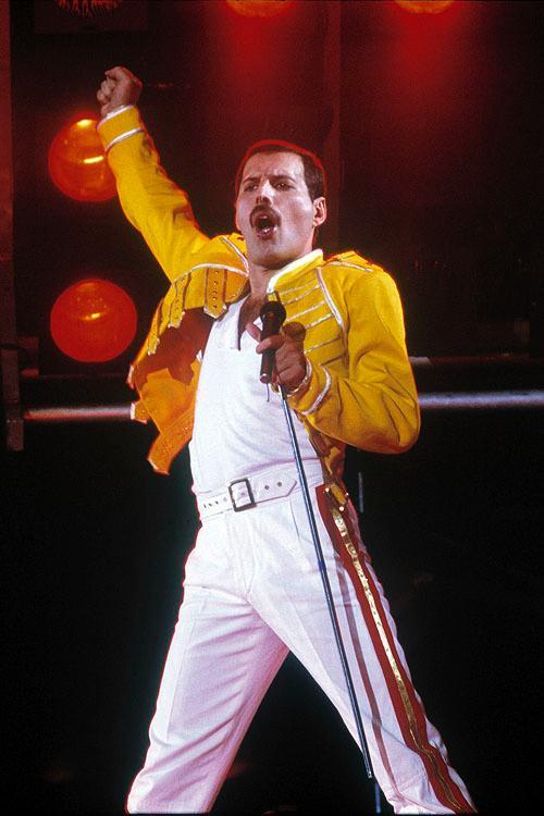 Freddie Mercury (King of Rock)