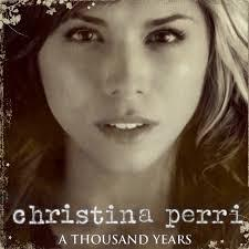 Thousand Years By Christina Perri.