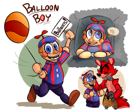 Balloon Boy?