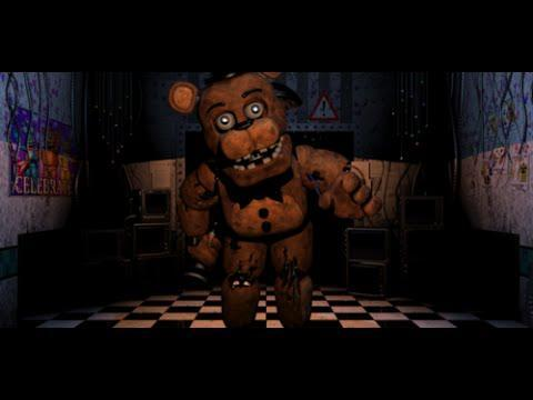 Old Freddy/withered